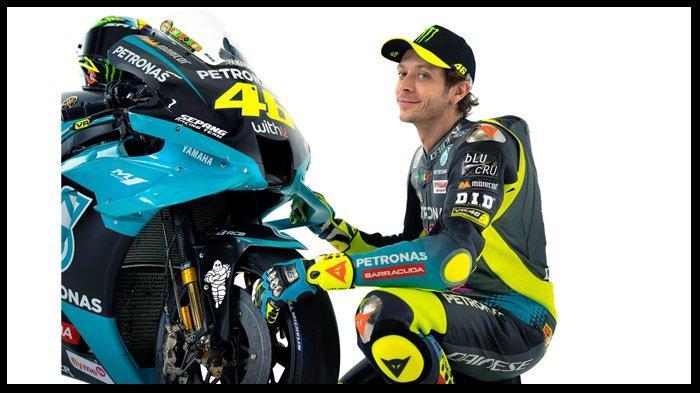 Balap MotoGP 2021, Performa Valentino Rossi Disorot, Gaya Balap Perlu Modifikasi