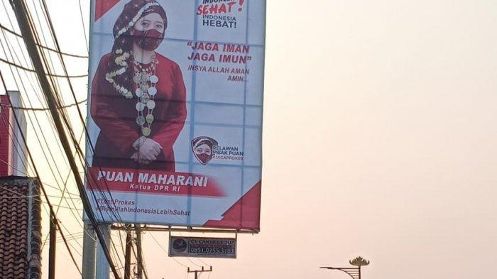PDIP Lampung Bantah Baliho Puan untuk Pilpres 2024, Anggota DPR: Itu Keputusan Fraksi