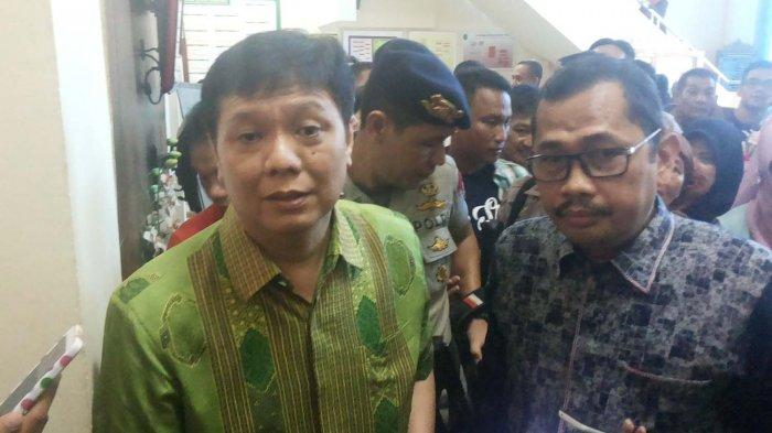 Hakim Minanoer Sebut Pelaporan Kasus Suap Bermuatan Politis, Bukan Hati Nurani