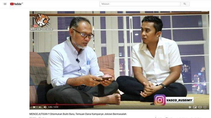 Kuasa Hukum 02 Bambang Widjojanto Soroti Dana Kampanye Paslon 01, TKN: Menyesatkan!