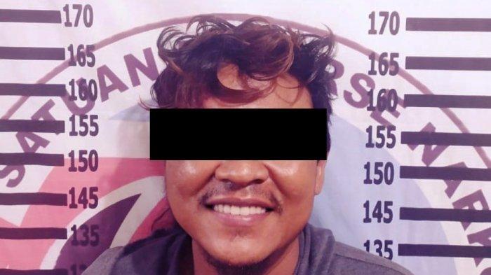 Satnarkoba Polres Tulangbawang Lampung Amankan Terduga Bandar Narkoba di Unit II
