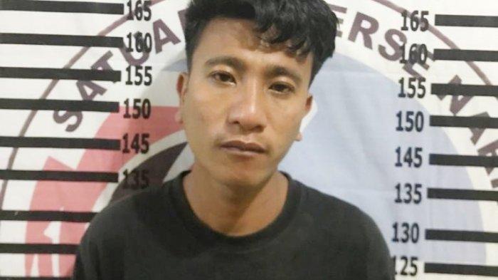 Transaksi di Warung, Bandar Narkoba Tulangbawang Lampung Dibekuk Polisi