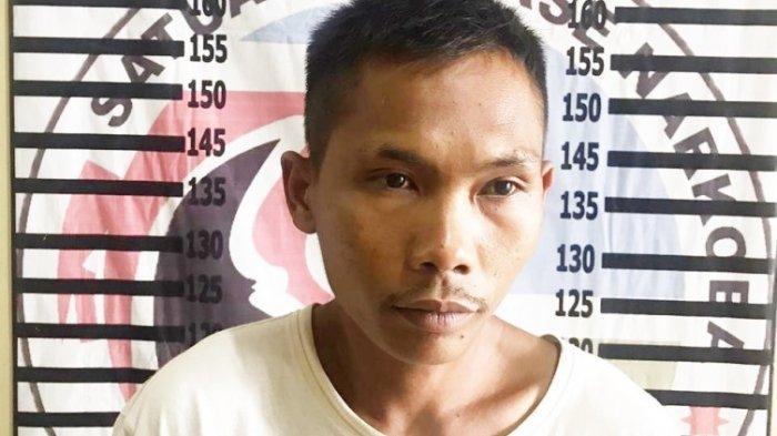 Bandar Pemasok Sabu ke Rutan Menggala Diringkus Polres Tulangbawang