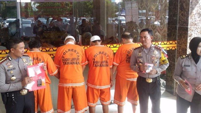 Ini Alasan Oknum PNS di Diskominfo Lampung Jadi Bandar Sabu