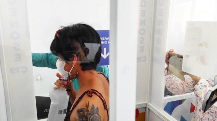BREAKING NEWS Bandara Radin Inten II Lampung Sediakan 3 Bilik untuk Tes GeNose Bagi Penumpang