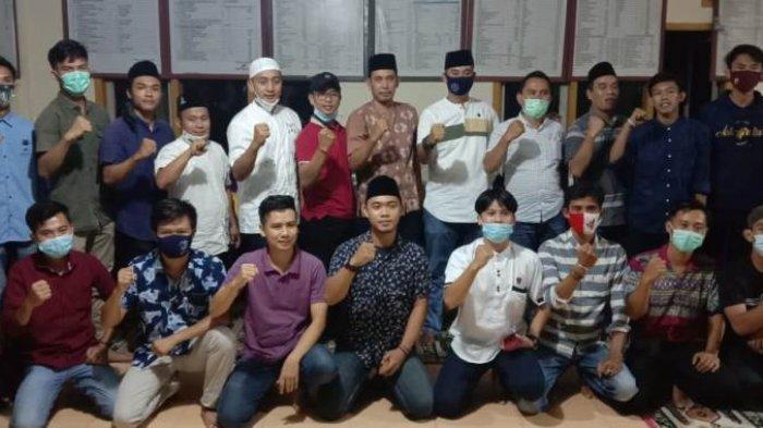 Bangun Sinergitas, Ketua Karang Taruna Pesisir Barat Hadiri Acara Ramah Tamah Karang Taruna Way Krui