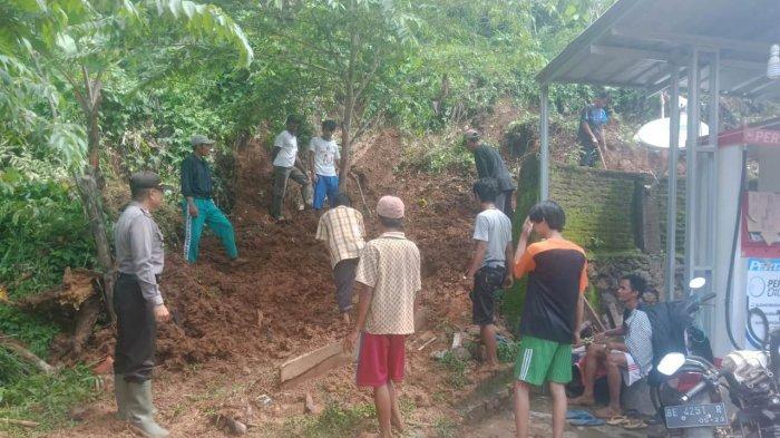 Banjir di Lampung, 235 Rumah di Punduh Pedada Rusak Diterjang Banjir Bandang