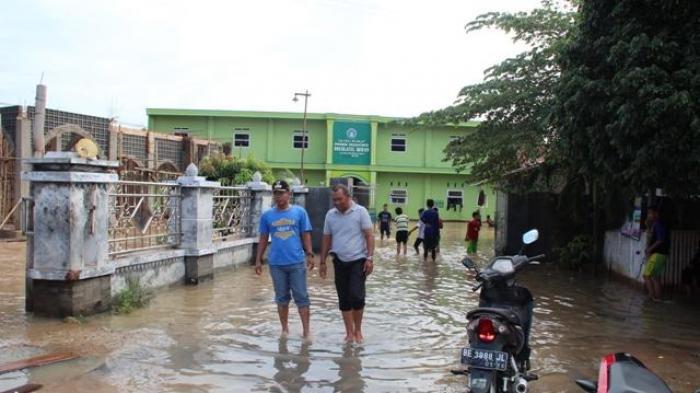 BPBD Petakan 2 Kecamatan di Metro Rawan Banjir