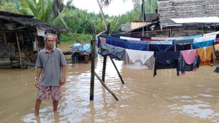 Musim Hujan Tiba, Masyarakat Tanggamus Lampung Diminta Waspadai Banjir dan Longsor