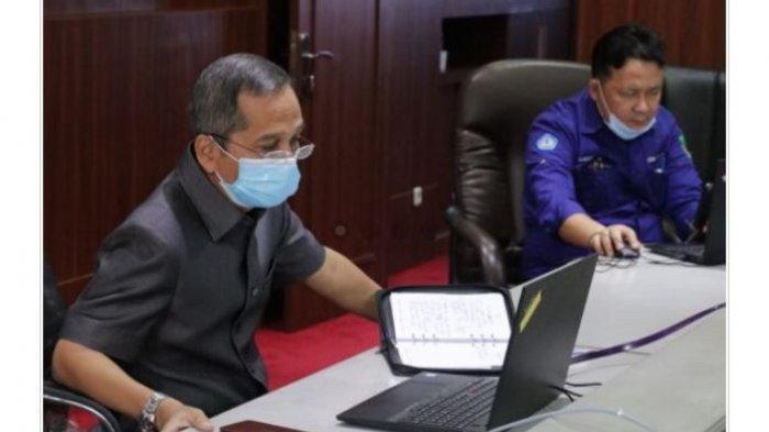 Rektor Universitas Lampung Pimpin Rapat Lanjutan Pembuatan Film Raden Inten 2