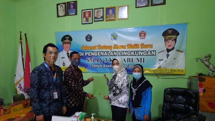 Bank Muamalat-SMAN 3 Kotabumi Jalin Kerja Sama Virtual Account