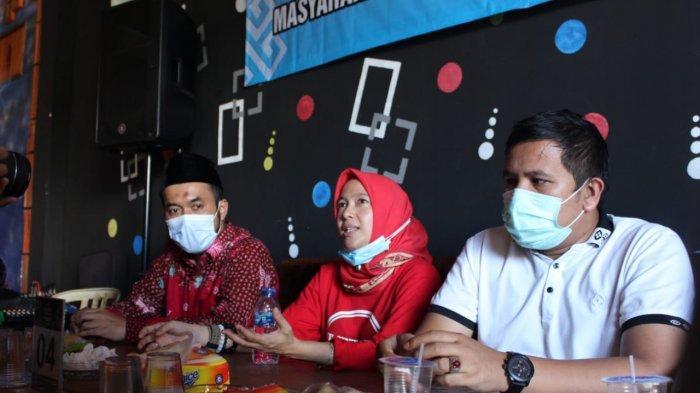 Anna-Fritz launcing toko Jualanmbakanna.id. Bantu UMKM di Tengah Pandemi Covid-19, Anna-Fritz Launching Pasar Digital.