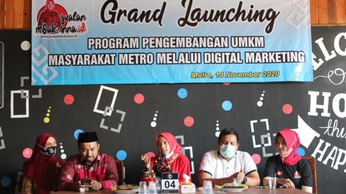 Bantu UMKM di Tengah Pandemi Covid-19, Anna-Fritz Launching Pasar Digital