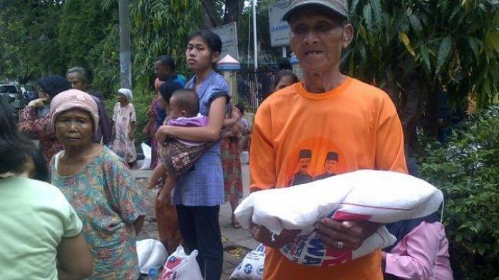 Beras Bantuan PPKM di Bandar Lampung Sasar 58.554 Penerima Manfaat