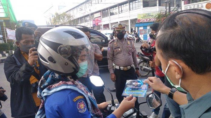 Banyak Masyarakat Bandar Lampung Belum Paham Tilang Elektronik, Satlantas Akan Rutin Sosialisasi