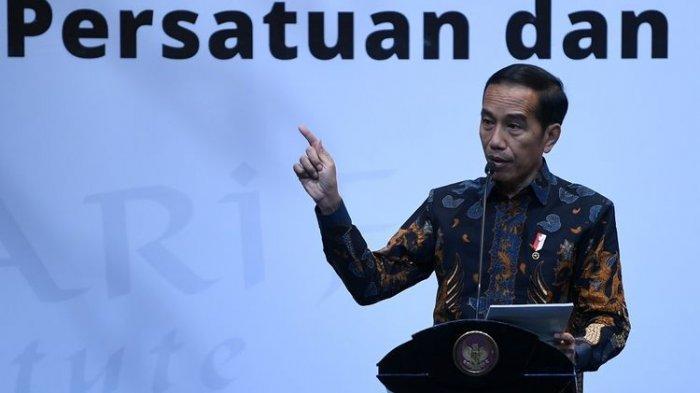Banyak Penolakan, Presiden Jokowi Minta Pengesahan RKUHP Ditunda, Ini Perintahnya ke Menkumham