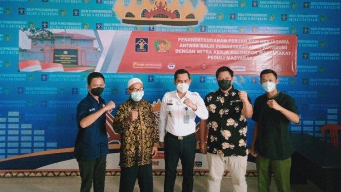 Bapas Kotabumi Komitmen Bersama Kelompok Masyarakat Tingkatkan Kepribadian