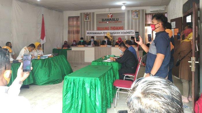 Bawaslu Bandar Lampung Akan Serahkan Salinan Putusan Sengketa Pilkada 2 Hari ke Depan