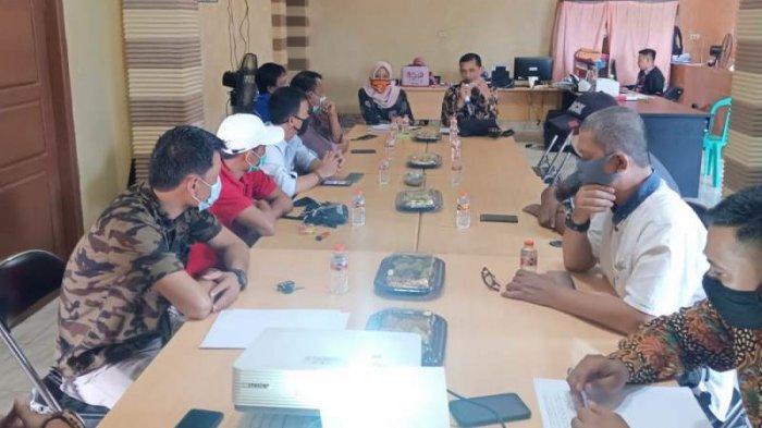 Bawaslu Lampung Timur Minta Paslon Patuhi Protokol Kesehatan saat Gelar Kampanye