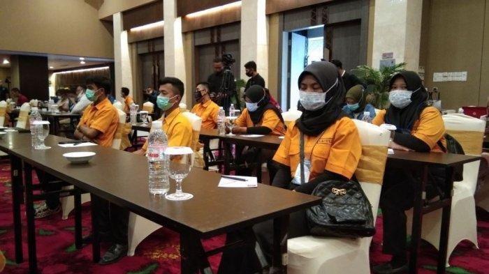 Bawaslu Pesisir Barat Imbau Paslon Patuhi Protokol Kesehatan saat Kampanye Pilkada