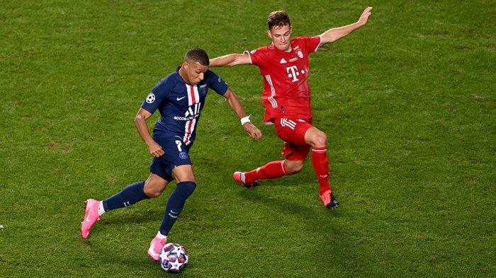 Jadwal Liga Champions, Bayern Munchen vs Paris Saint Germain, Neymar Pulih, Lewandowski Terkapar