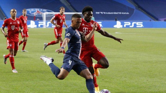 Perempat Final Liga Champions PSG vs Bayern Munich, Skuad ...