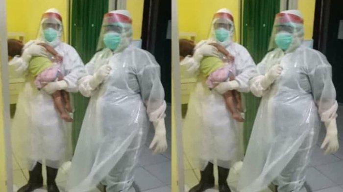 Bayi di Sumsel Meninggal Digendong Petugas Medis Pakai APD, Ini Fakta yang Terjadi