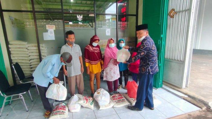 BAZNAS Lampung Utara Salurkan ZIS Mencapai Rp 1 Miliar