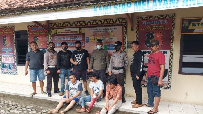 Bekap Sopir, Komplotan Begal Mobil Rental Dibekuk di Lampung Utara