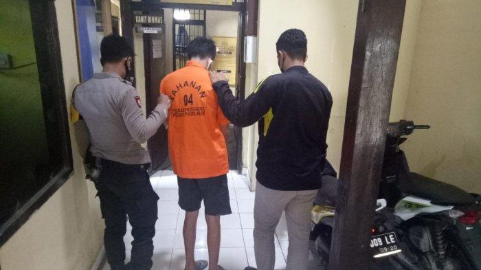 3 Tahun Kabur ke Jawa, Begal Pelajar SMP di Pringsewu Ditangkap saat Pulang Kampung