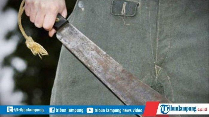 Sopir Truk Dibegal di Kampung Gunung Batin Udik