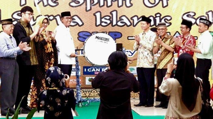 Andi Surya Buka Begawi 2020 Global Surya Islamic School