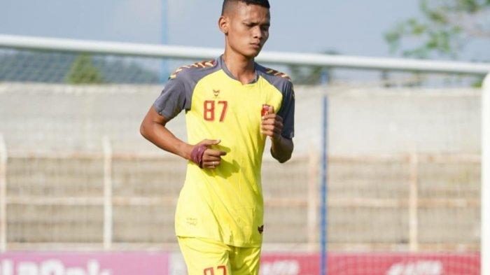 Libur Kompetisi, Seperti Apa Kegiatan Bek Badak Lampung FC Ikhfanul Alam?