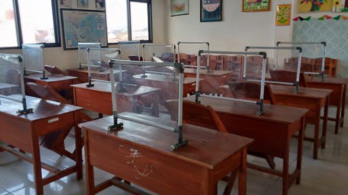 Sekolah di Provinsi Lampung Siap Gelar Belajar Tatap Muka