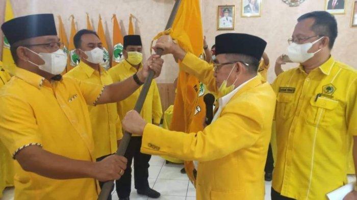 Beni Raharjo Terpilih Jadi Ketua DPD II Partai Golkar Lampung Selatan