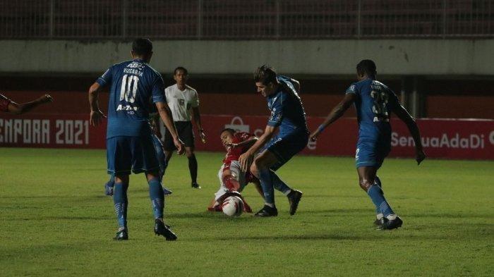 Laga Big Match Liga 1 2021 Bali United vs Persib Bandung, Panggung Para Bintang