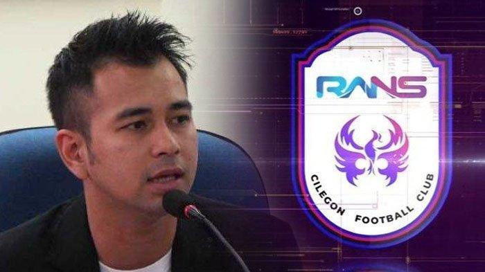 Berita Liga 2 2021, RANS Cilegon FC Kalah Saat Uji Coba Lawan Arema FC, Rafatar Kritik Raffi Ahmad
