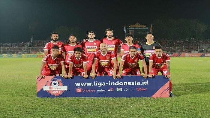 Hasil Barito Putera vs Badak Lampung, Hat-trick Torres Bikin sang Mantan Tertunduk