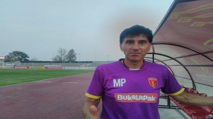 Perseru Badak Lampung FC Antisipasi Ancaman Trio Impor Semen Padang FC