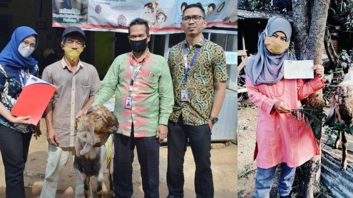 Berkah Idul Adha dari JNE untuk Nakes Garda Terdepan dari Lampung