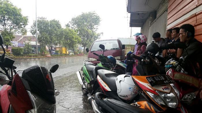 Prakiraan Cuaca Lampung Hari Ini, Simak Daftar Wilayah yang Berpotensi Hujan