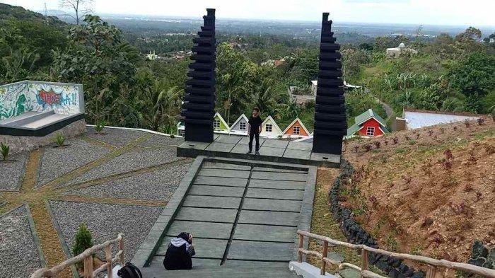 Lengkung Langit, Tempat Wisata Baru di Bandar Lampung