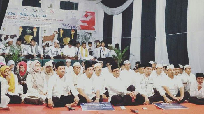 Idul Adha 1439 H, Bank Indonesia KPw Lampung Gelar Gema Takbir