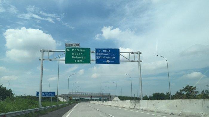 Biaya Tol Belawan Tanjung Morawa via Medan 2021 dan Tarif Tol Belawan-Medan-Tanjung Morawa