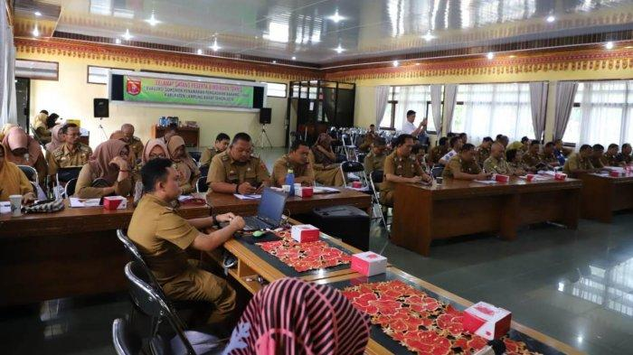 Pemkab Lampung Barat Gelar Bimtek Evaluasi Penawaran Pengadaan Barang dan Jasa