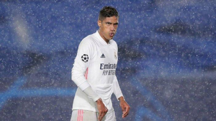 Chelsea vs Real Madrid, Palang Pintu Los Blancos Raphael Varane Absen diStamford Bridge