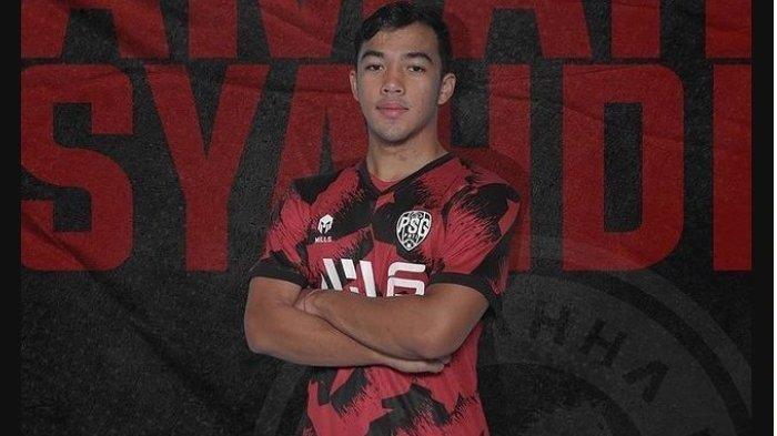 Biodata Ammarsyahdi Alhayandi, Pemain AHHA PS Pati di Liga 2 2021