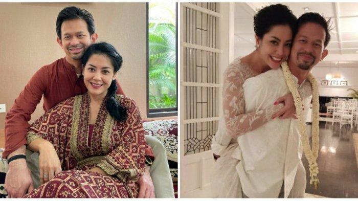 Ilustrasi Bani Mulia dan Lulu Tobing. Biodata Bani Mulia, Cucu Raja Kapal Indonesia yang Digugat Cerai Lulu Tobing