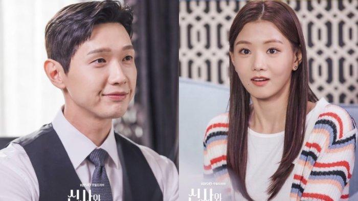 Biodata Couple Love di Drama Korea Young Lady and Gentleman