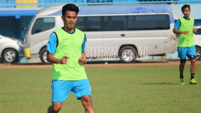 Pemain Badak Lampung FC Dalmiansyah Matutu, Pemain Asli Lamsel